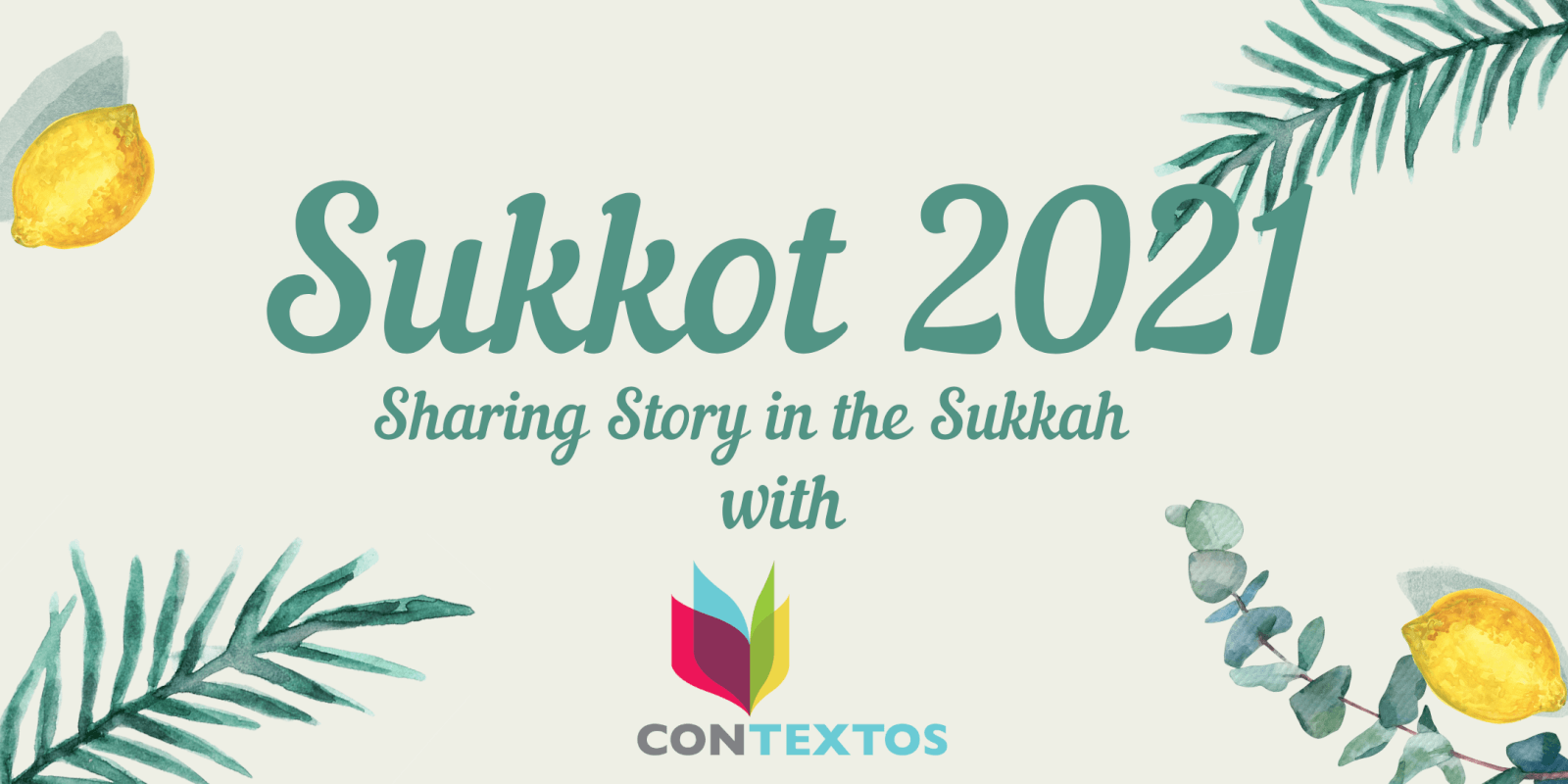 Sharing Story in the Sukkah