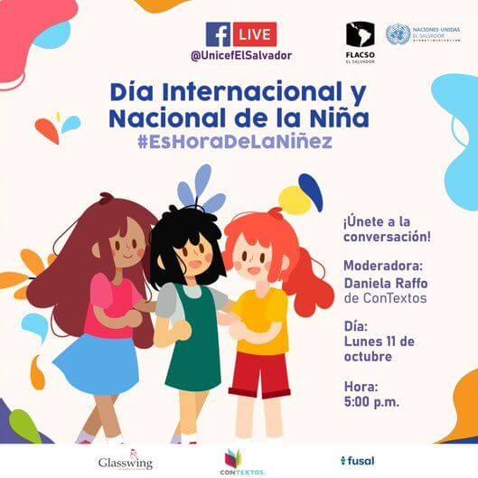 Día Internacional y Nacional de la Niña